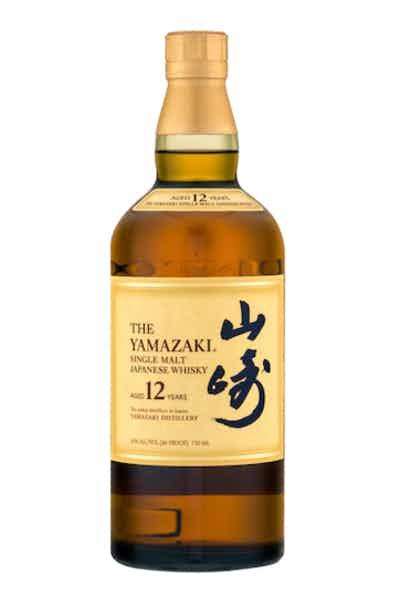 Yamazaki 12 Year Old Whisky