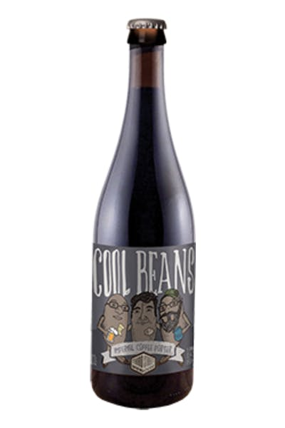 Third Street Cool Beans Imperial Coffee Porter