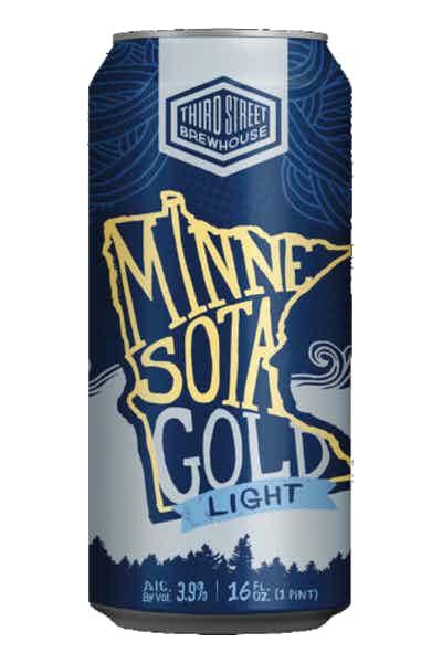 Third Street Minnesota Gold Light