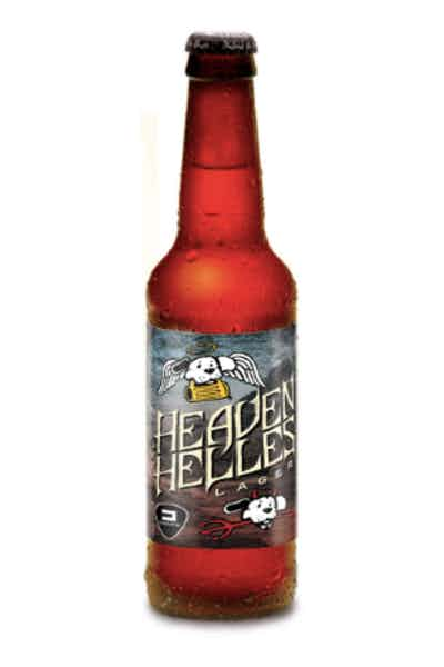 Thirsty Dog Heaven Or Helles Lager
