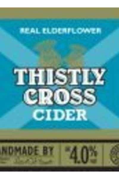 Thistly Cross Elderflower Cider