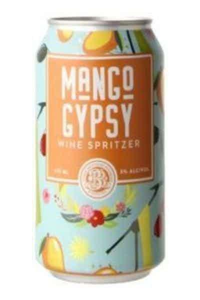 Three Brothers Mango Gypsy Wine Spritzer Can