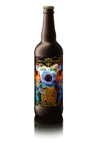 3 Floyds Crack The Skye Russian Coffee Imperial Stout