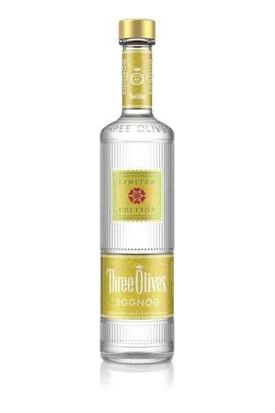 Three Olives Eggnog Vodka