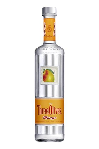 Three Olives Mango Vodka