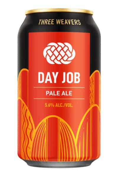 Three Weavers Day Job Strong Pale Ale