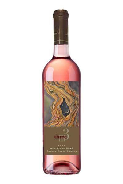 Three Wine Company Old Vines Rosé