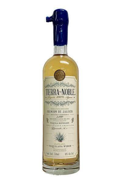 Tierra Noble Tequila Reposado