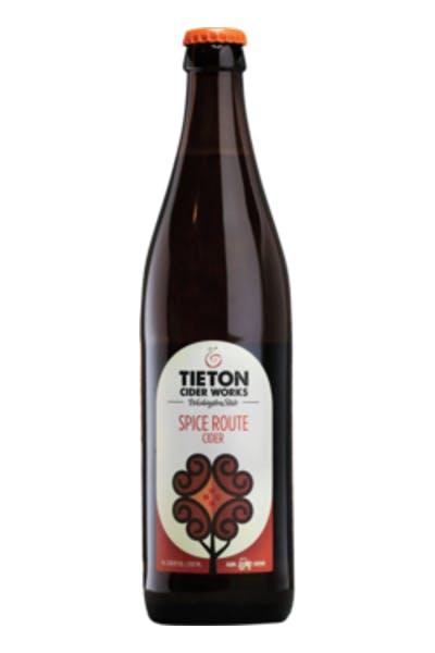 Tieton Spice Route Cider