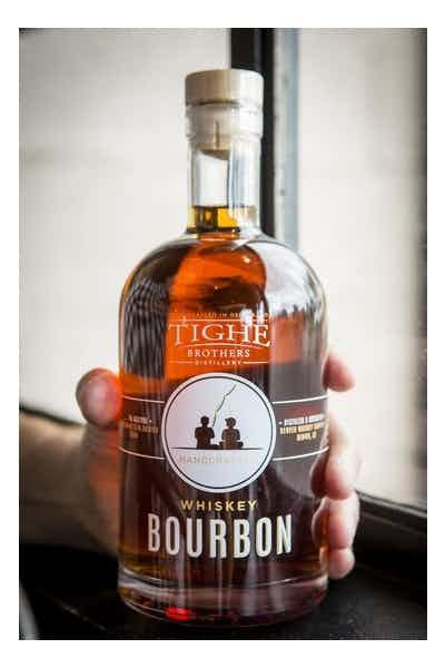 Tighe Brothers Bourbon 750mL Bottle