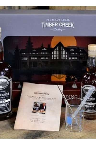 Timber Creek Bourbon Blending Kit