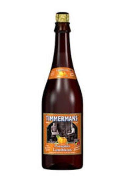 Timmermans Pumpkin Lambic