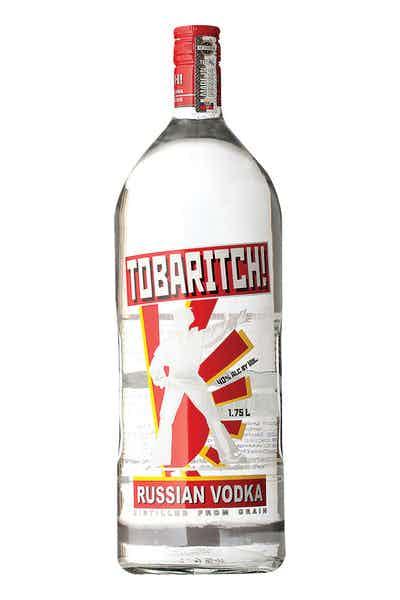 Tobaritch Vodka