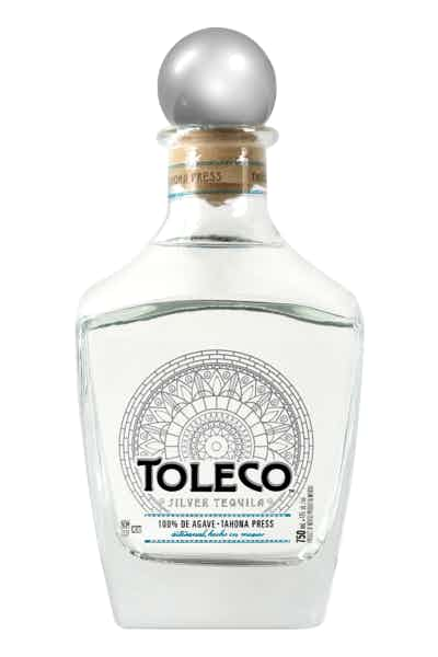 Toleco Tequila Silver