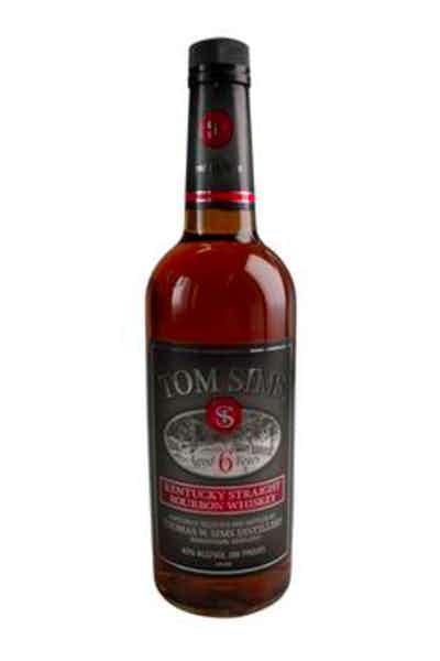 Tom Sims 86 Proof Bourbon