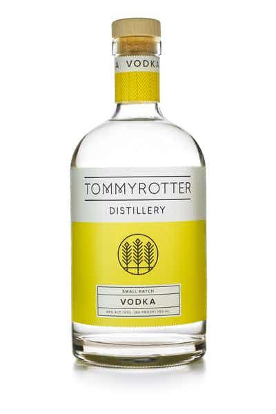 Tommyrotter Small Batch Vodka