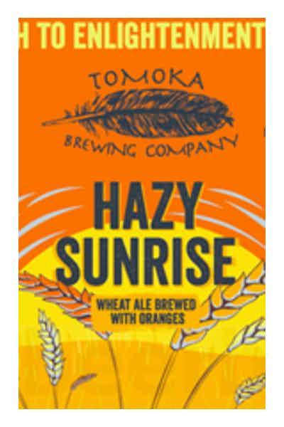 Tomoka Hazy Sunrise Wheat Ale
