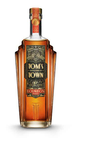 Tom's Town Double Oaked Bourbon