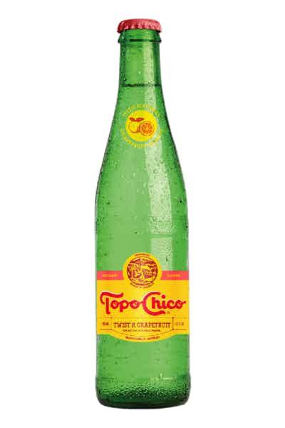 Topo Chico Topo Sabores Grapefruit Soda