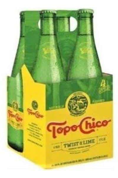 Topo Chico Twist of Lime 4PK