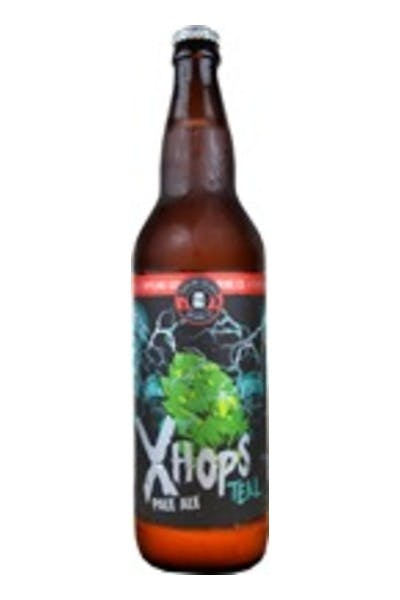 Toppling Goliath X Hops Teal Pale Ale