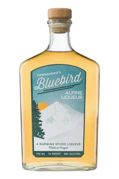 Townshend Bluebird Alpine Liqueur