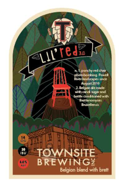Townsite Lil Red