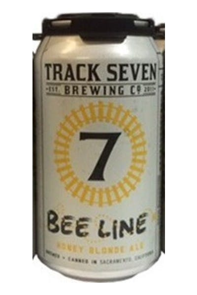 Track 7 Bee Line Blonde Ale