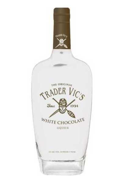 Trader Vics White Chocolate Liqueur
