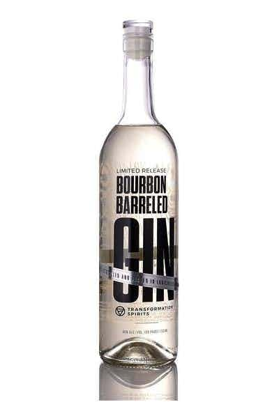 Transformation Spirits Bourbon Barrel Gin