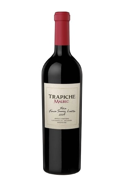 Trapiche Malbec Single Vinyard