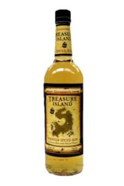 Treasure Island Rum