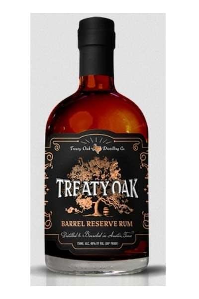 Treaty Oak Barrel Reserve
