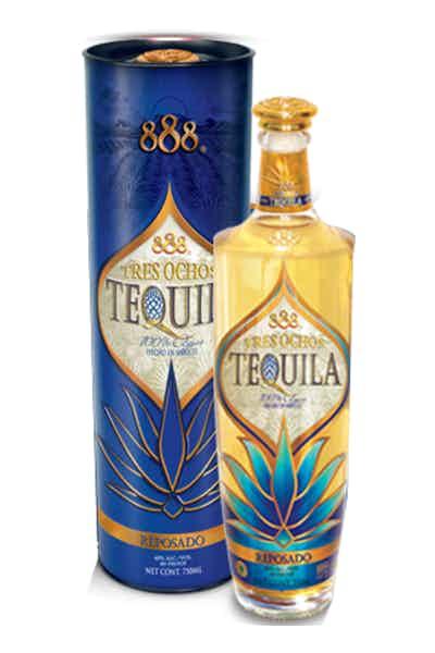 Tres Ochos Tequila Reposado
