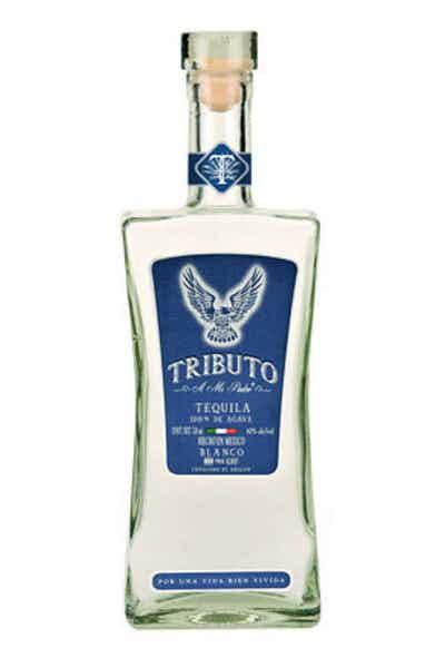Tributo Blanco Tequila