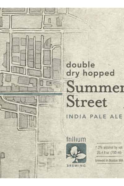 Trillium Double Dry Hopped Summer Street IPA