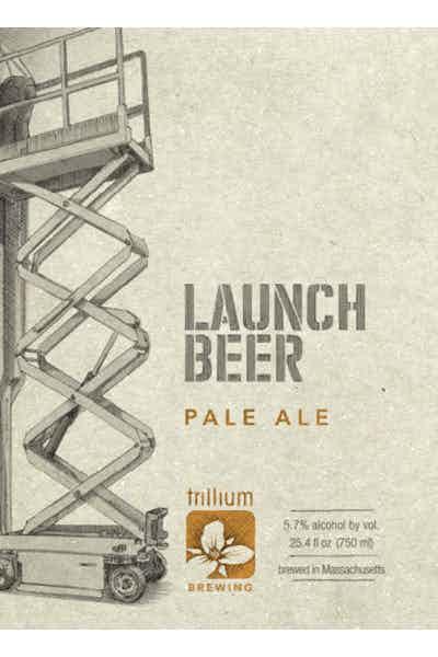 Trillium Launch Beer Pale Ale