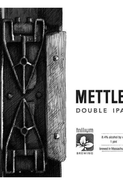 Trillium Mettle Double IPA