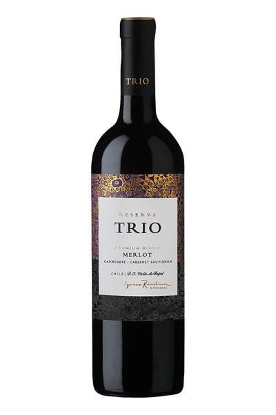 Trio Merlot Reserva