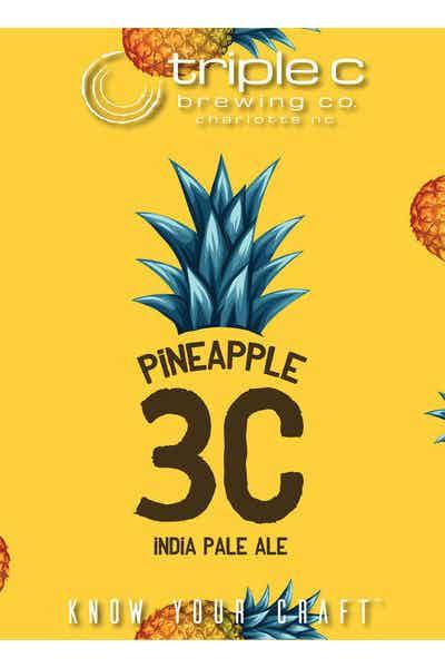 Triple C Brewing Pineapple 3C IPA