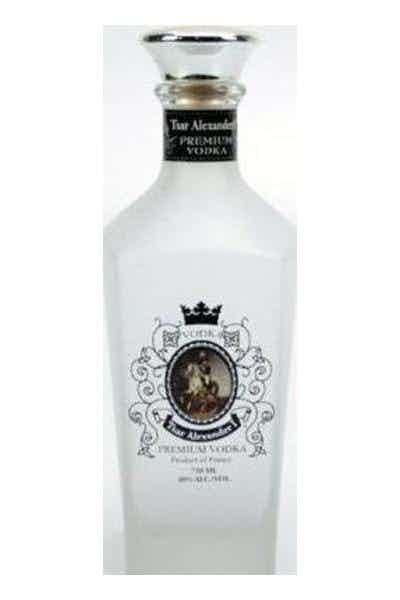 Tsar Alexander 1 Premium Vodka