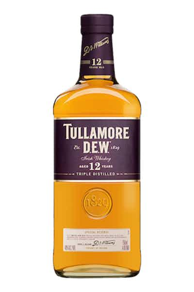 Tullamore D.E.W. Special Reserve 12 Year Old Irish Whiskey