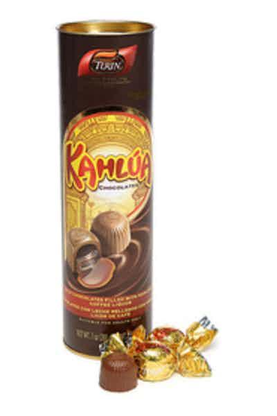 Turin Kahlua Liquor Chocolate Tube