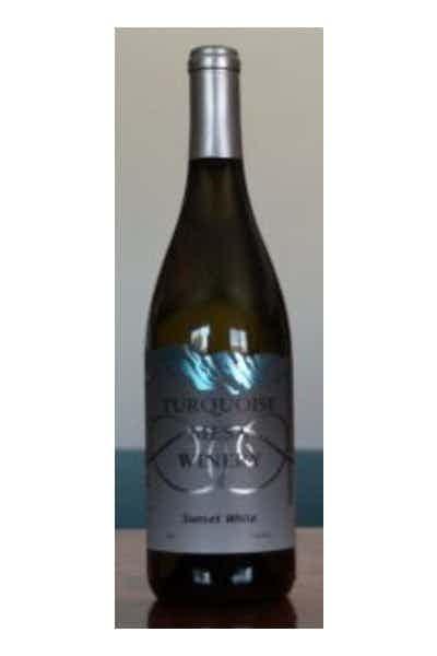 Turquoise Mesa Sunset White 750mL Bottle