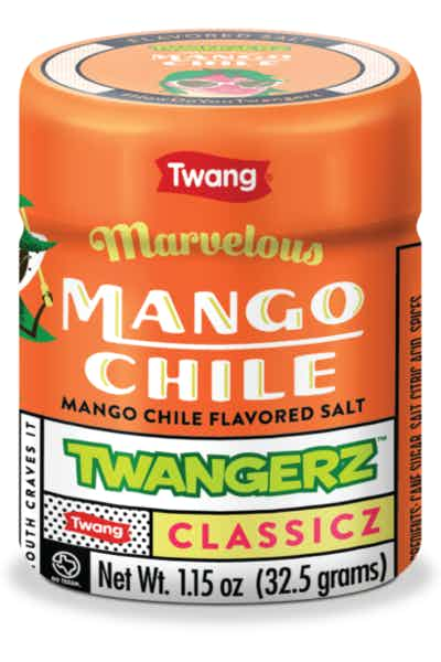 Twangerz Mango-Chili Salt