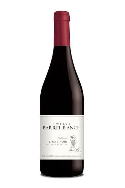 Twelve Barrel Ranch Pinot Noir