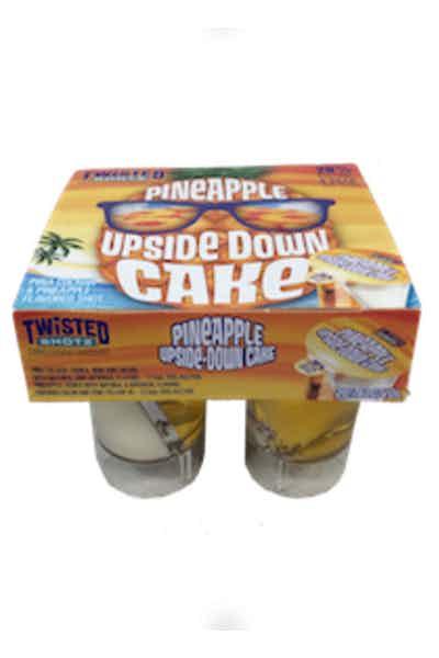 Twisted Shotz Pineapple Upside Down Cake