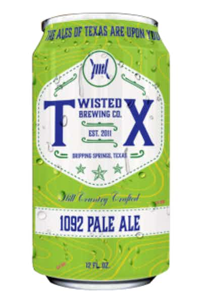 Twisted X 1092 Pale Ale