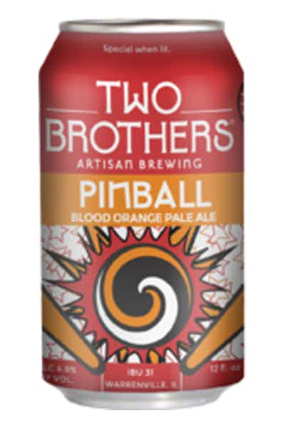 Two Brothers Pinball Blood Orange Pale Ale