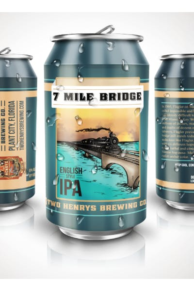 Two Henry's 7 Mile Bridge IPA